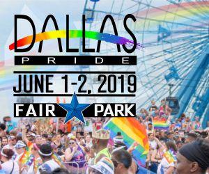 Dallas Pride 2019 - June 1-2